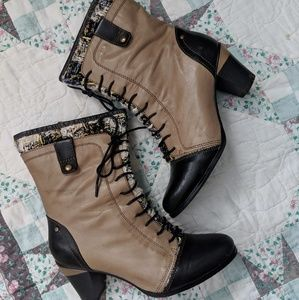 Spring Step boots